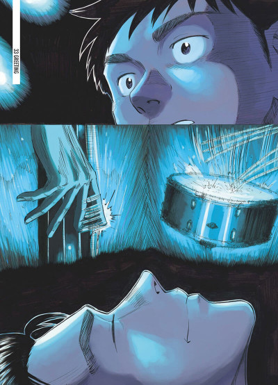 Page 4 Blue giant tome 5