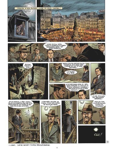 Page 8 La cagoule tome 2