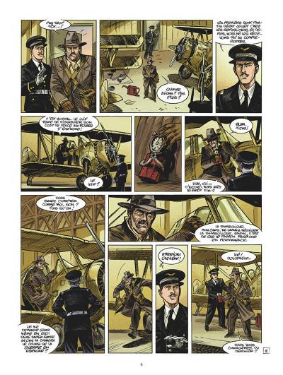 Page 7 La cagoule tome 3