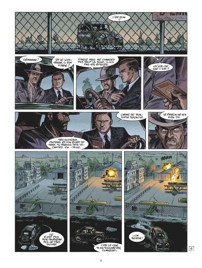 Page 9 La cagoule tome 3