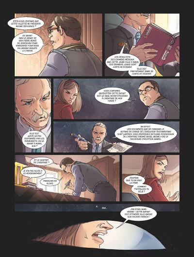 Page 7 La quête d'Ewilan tome 7