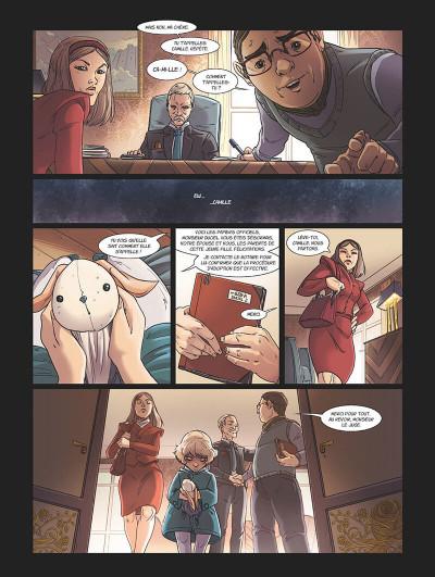 Page 8 La quête d'Ewilan tome 7