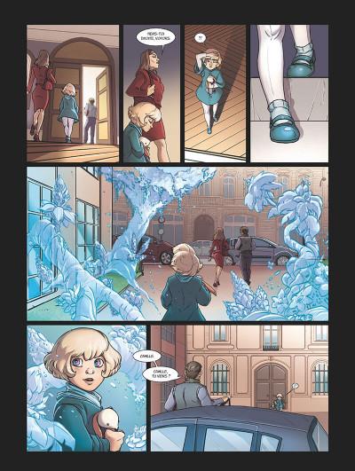 Page 9 La quête d'Ewilan tome 7