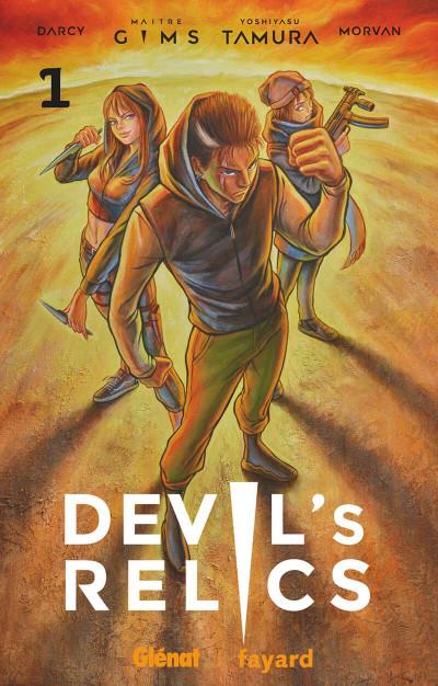 Couverture Devil's relics tome 1