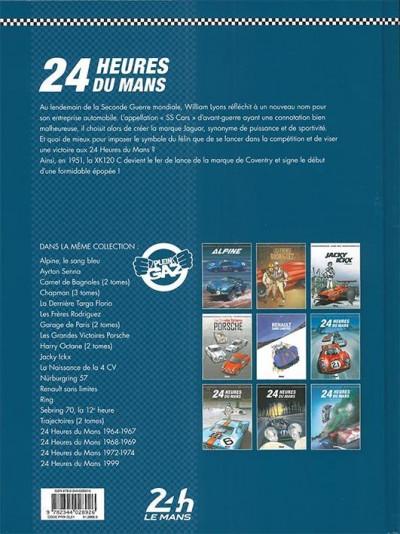 Dos 24 heures du Mans - 1951-1957