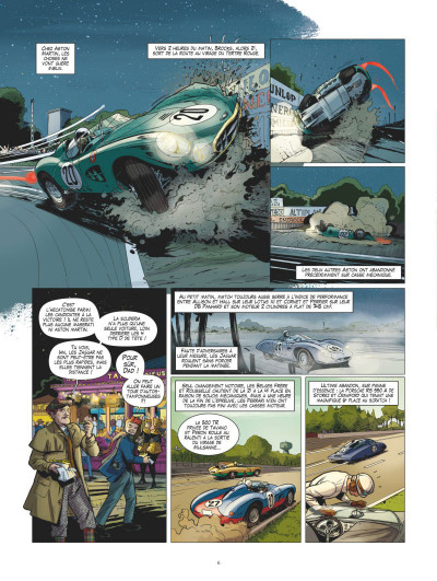 Page 4 24 heures du Mans - 1951-1957