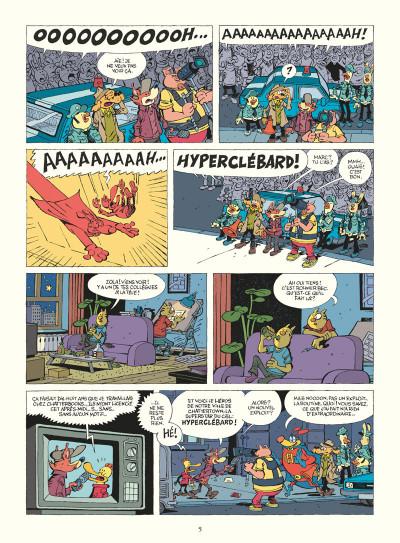Page 4 Le roi des bourdons