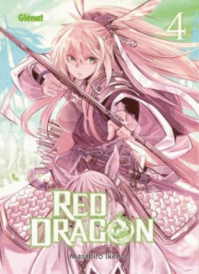Couverture Red dragon tome 4