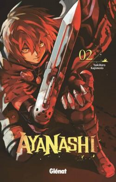 Couverture Ayanashi tome 2