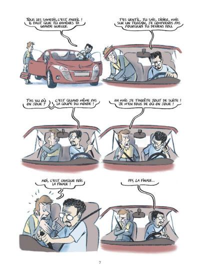 Page 5 Les fantômes de Séville
