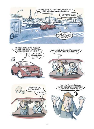 Page 6 Les fantômes de Séville