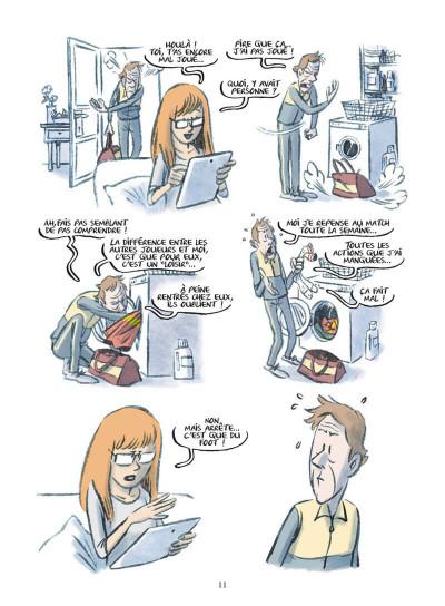 Page 9 Les fantômes de Séville