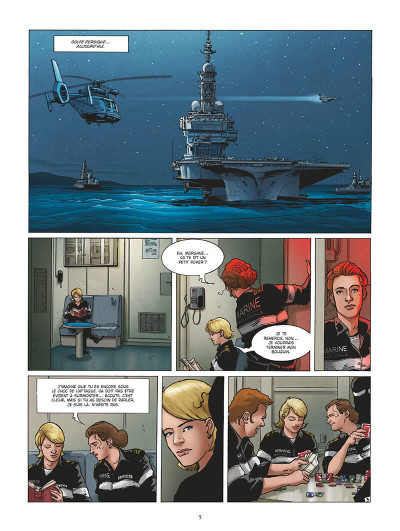 Page 8 Force navale tome 2