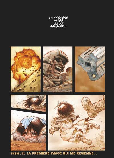 Page 6 Gunnm - last order - édition originale tome 1