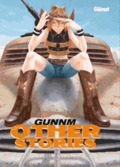 Couverture Gunnm -  Other stories - édition originale