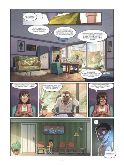 Page 6 L'aventure fantastique tome 1