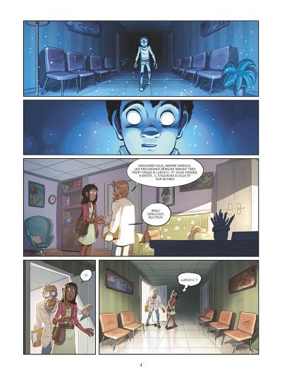 Page 7 L'aventure fantastique tome 1