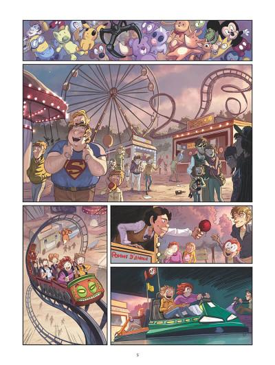 Page 8 L'aventure fantastique tome 1