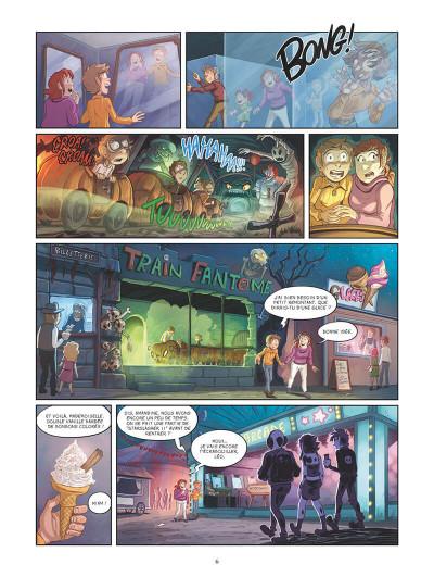 Page 9 L'aventure fantastique tome 1