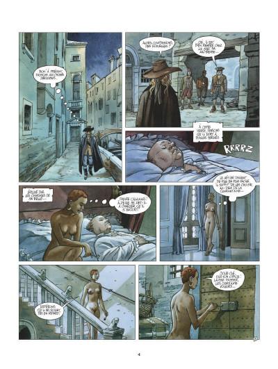 Page 2 Giacomo C. - Retour à Venise tome 2