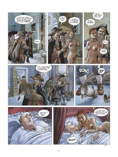 Page 3 Giacomo C. - Retour à Venise tome 2