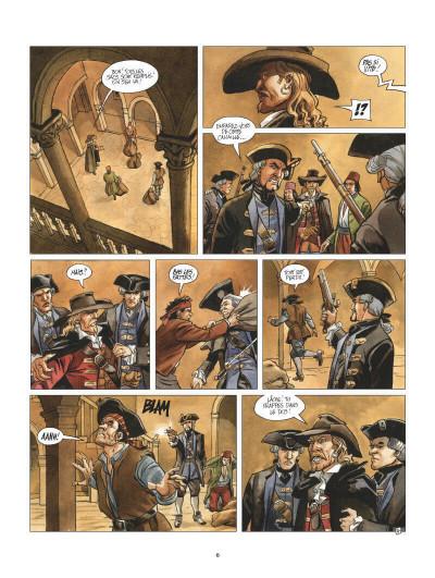Page 4 Giacomo C. - Retour à Venise tome 2