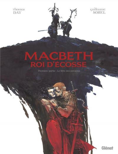 Couverture Macbeth, roi d'Écosse tome 1