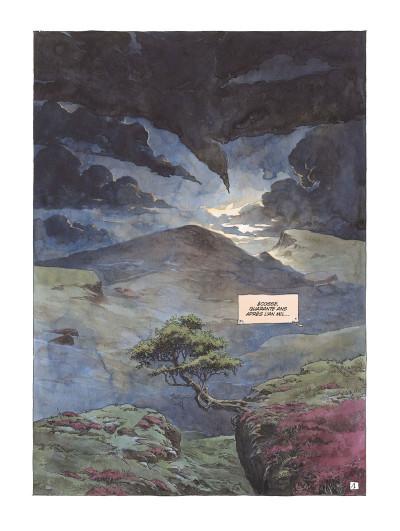 Page 2 Macbeth, roi d'Écosse tome 1