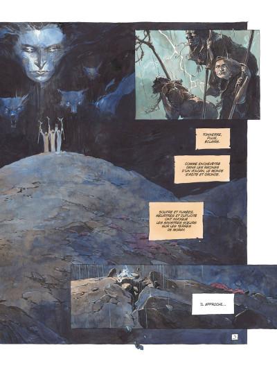 Page 4 Macbeth, roi d'Écosse tome 1