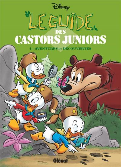 Couverture Le guide des Castor Junior