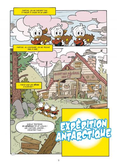 Page 1 Le guide des Castor Junior