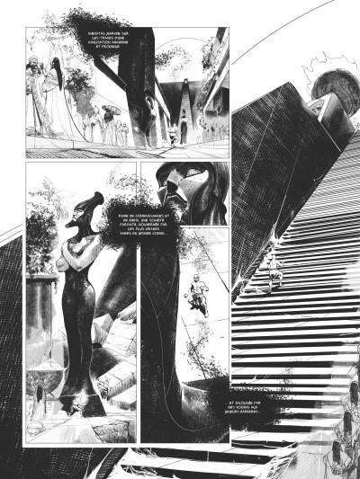 Page 2 Conan le Cimmérien - Le colosse noir (édition noir & blanc)
