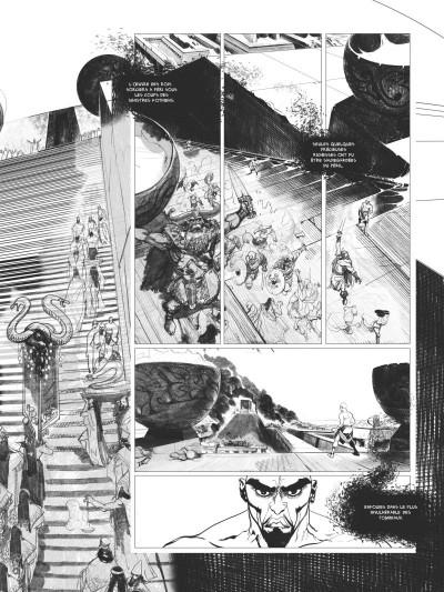 Page 3 Conan le Cimmérien - Le colosse noir (édition noir & blanc)