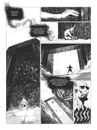 Page 4 Conan le Cimmérien - Le colosse noir (édition noir & blanc)