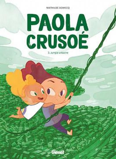 Couverture Paola Crusoé tome 3