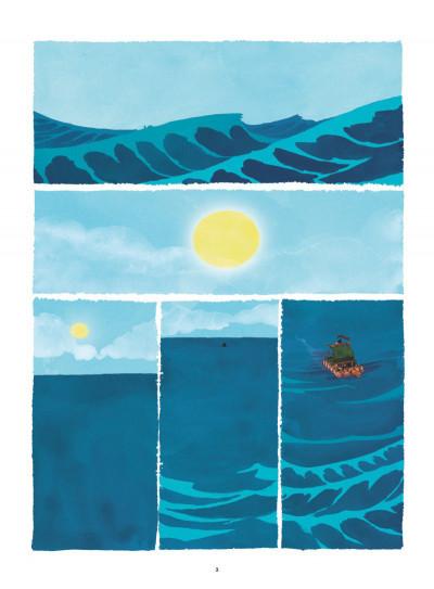 Page 1 Paola Crusoé tome 3