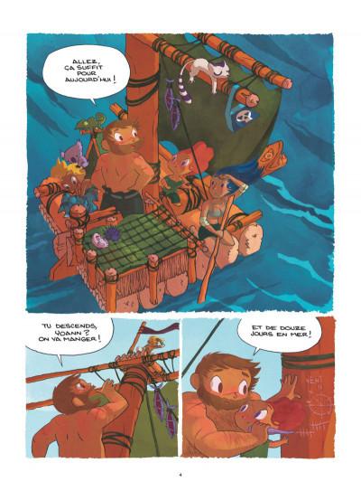 Page 2 Paola Crusoé tome 3