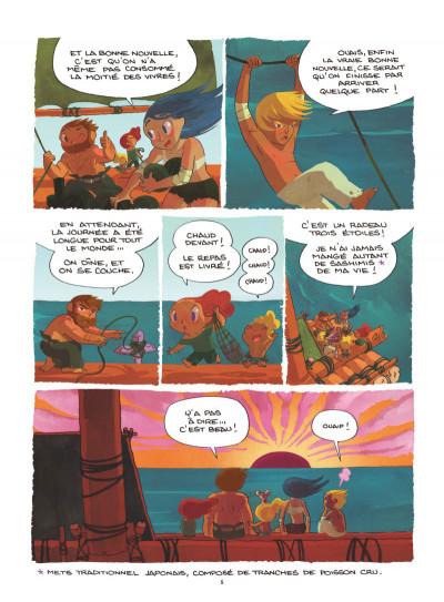 Page 3 Paola Crusoé tome 3