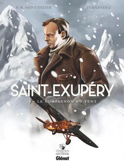 Couverture Saint-Exupéry tome 3