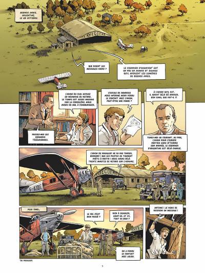 Page 8 Saint-Exupéry tome 3