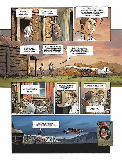 Page 9 Saint-Exupéry tome 3