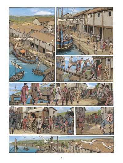 Page 6 Les grandes batailles navales - Actium