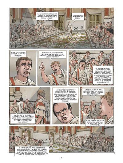 Page 8 Les grandes batailles navales - Actium