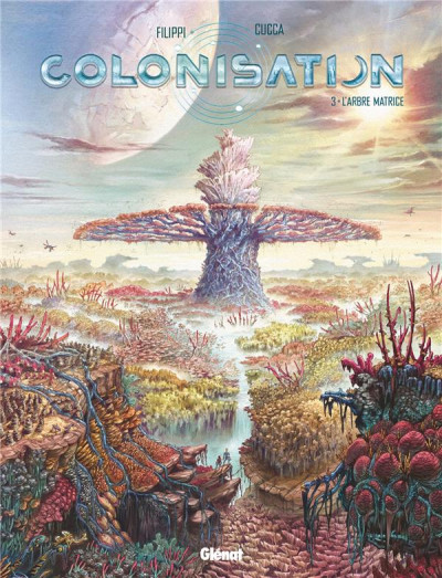 Couverture Colonisation tome 3