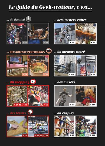 Page 3 Le guide du geek-trotteur au Japon