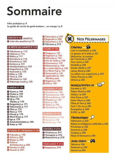 Page 7 Le guide du geek-trotteur au Japon
