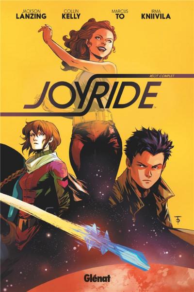 Couverture Joyride - Ignition