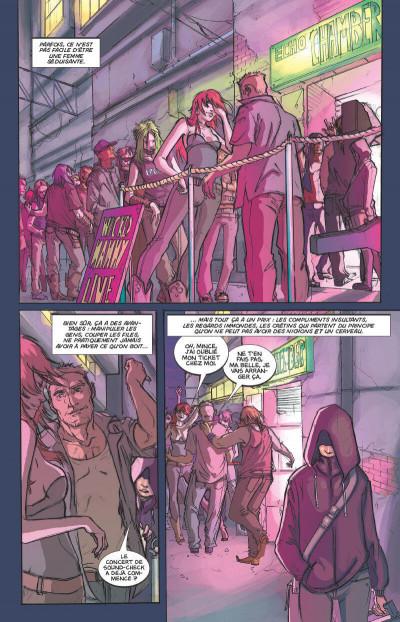 Page 1 Hexed omnibus