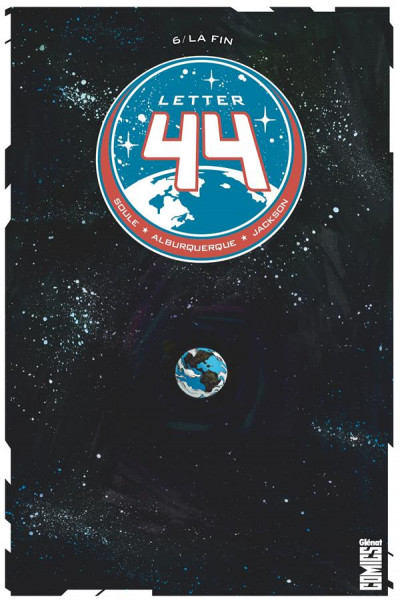 Couverture Letter 44 tome 6