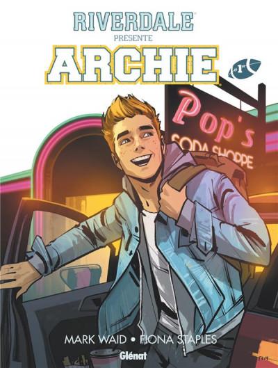 Couverture Riverdale présente Archie tome 1